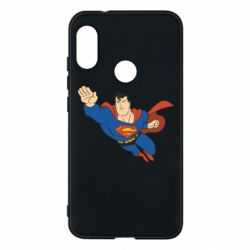 Чехол для Mi A2 Lite Superman mult - FatLine