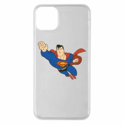 Чехол для iPhone 11 Pro Max Superman mult