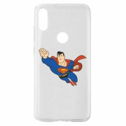 Чехол для Xiaomi Mi Play Superman mult