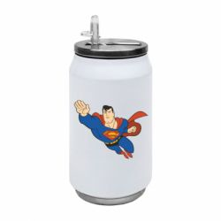 Термобанка 350ml Superman mult