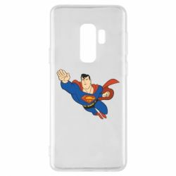 Чехол для Samsung S9+ Superman mult - FatLine
