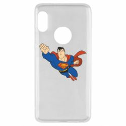 Чехол для Xiaomi Redmi Note 5 Superman mult - FatLine