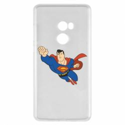 Чехол для Xiaomi Mi Mix 2 Superman mult - FatLine