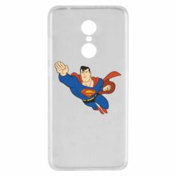 Чехол для Xiaomi Redmi 5 Superman mult - FatLine