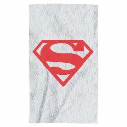Полотенце Superman одноцветный