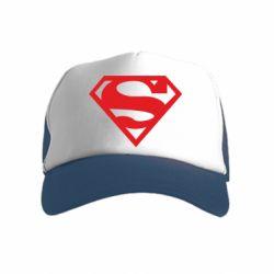 Детская кепка-тракер Superman одноцветный