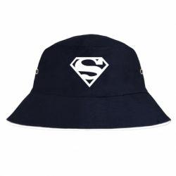 Панама Superman одноцветный
