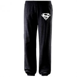 Штаны Superman одноцветный - FatLine