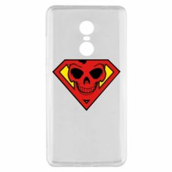 Чехол для Xiaomi Redmi Note 4x Superman Skull