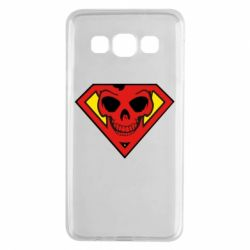 Чехол для Samsung A3 2015 Superman Skull