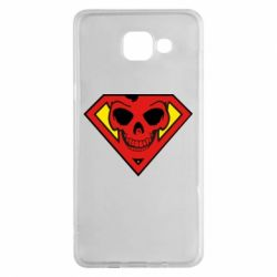Чехол для Samsung A5 2016 Superman Skull
