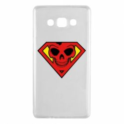 Чехол для Samsung A7 2015 Superman Skull