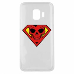Чехол для Samsung J2 Core Superman Skull