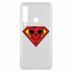 Чехол для Samsung A9 2018 Superman Skull