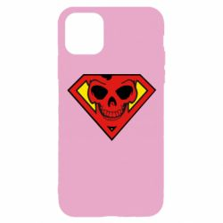 Чехол для iPhone 11 Pro Superman Skull