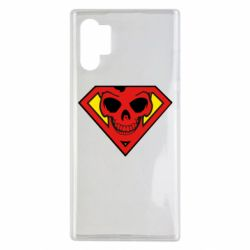 Чехол для Samsung Note 10 Plus Superman Skull