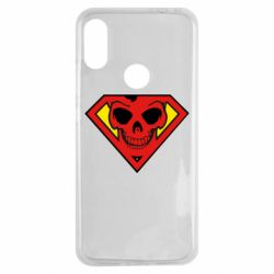 Чехол для Xiaomi Redmi Note 7 Superman Skull