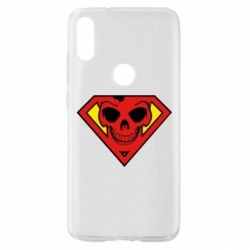 Чехол для Xiaomi Mi Play Superman Skull