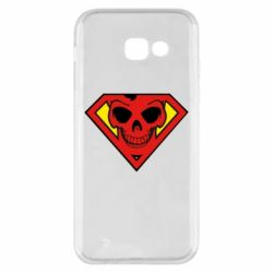Чехол для Samsung A5 2017 Superman Skull