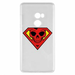 Чехол для Xiaomi Mi Mix 2 Superman Skull