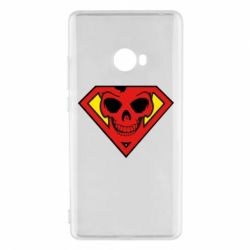 Чохол для Xiaomi Mi Note 2 Superman Skull