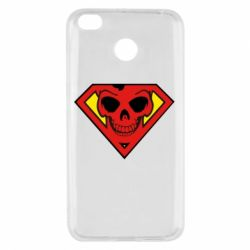 Чехол для Xiaomi Redmi 4x Superman Skull