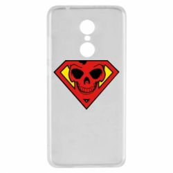 Чехол для Xiaomi Redmi 5 Superman Skull