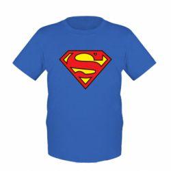 Детская футболка Superman Symbol