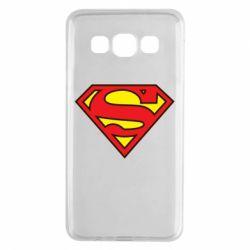 Чехол для Samsung A3 2015 Superman Symbol