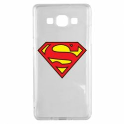 Чехол для Samsung A5 2015 Superman Symbol