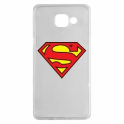 Чехол для Samsung A5 2016 Superman Symbol