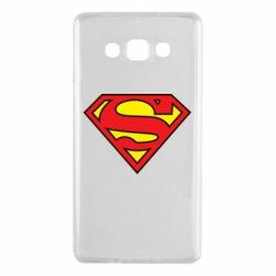 Чехол для Samsung A7 2015 Superman Symbol