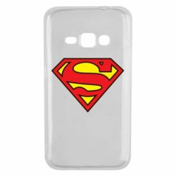 Чехол для Samsung J1 2016 Superman Symbol