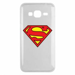 Чехол для Samsung J3 2016 Superman Symbol