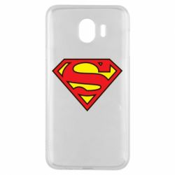 Чехол для Samsung J4 Superman Symbol