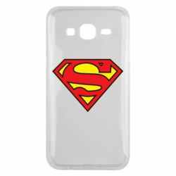 Чехол для Samsung J5 2015 Superman Symbol
