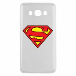 Чехол для Samsung J5 2016 Superman Symbol
