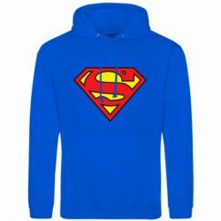 Мужская толстовка Superman Symbol - FatLine