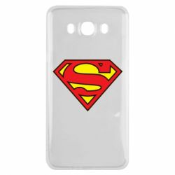 Чехол для Samsung J7 2016 Superman Symbol