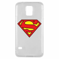 Чехол для Samsung S5 Superman Symbol