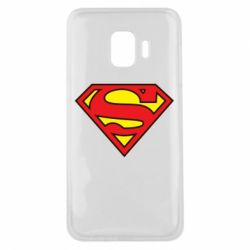 Чехол для Samsung J2 Core Superman Symbol