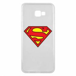 Чехол для Samsung J4 Plus 2018 Superman Symbol