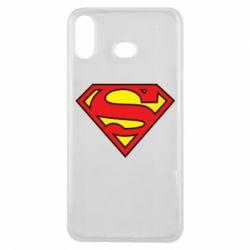 Чехол для Samsung A6s Superman Symbol