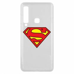 Чехол для Samsung A9 2018 Superman Symbol