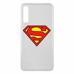 Чехол для Samsung A7 2018 Superman Symbol
