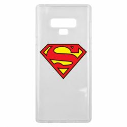Чехол для Samsung Note 9 Superman Symbol