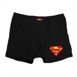 Мужские трусы Superman Symbol