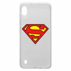 Чехол для Samsung A10 Superman Symbol