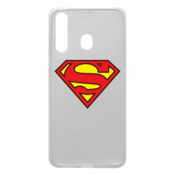 Чехол для Samsung A60 Superman Symbol