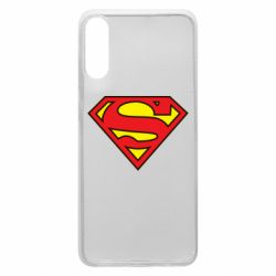 Чехол для Samsung A70 Superman Symbol